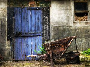 1 oude boerderij psp