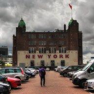 Hotel New York, Wilhelminapier